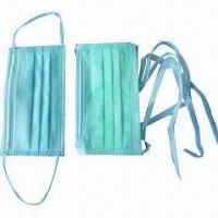 Wholesale Surgical Mask with Attached Anti-fog, Optically Clear and Distortion-free Face Shield from china suppliers