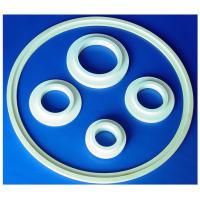 Wholesale Wear Resistance High Thermal Stability Industrial Ceramic Sealing Rings 95% / 99% Alumina from china suppliers