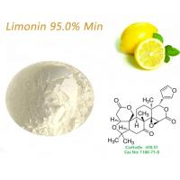 China CAS No 1180-71-8 Herbal Extract Powder Limonin 95.0% Min HPLC For Medicinal on sale