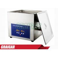 Wholesale PS - G60A Laboratory Ultrasonic Cleaner Tube Cleaning Machines from china suppliers
