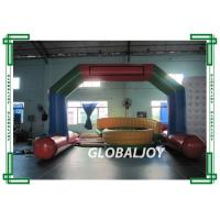 Wholesale Logo Printed Advertising Inflatables , 6 x 3M Inflatable Entrance Arch For Advertising from china suppliers