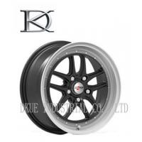 Wholesale Custom 4x4 Auto Deep Dish Alloy Wheels Rims 18 × 8 Inch High Strength from china suppliers