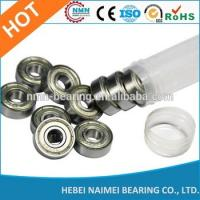 Wholesale High precision carbon steel 625zz deep groove ball bearing/bearing 626zz for sliding window from china suppliers