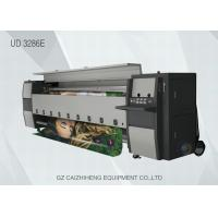 Quality Phaeton Solvent Printing Machine UD3286E Seiko 508GS Printhead Outdoor Solvent Printer for sale