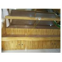 Wholesale Vegetable / Fruit Wooden Retail Display Stand Supermarket Wooden Display Shelving from china suppliers