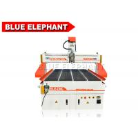 Quality Multi Purpose Homemade 4 Axis CNC Router Machine / Wood Engraving Machine for sale