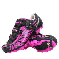 Wholesale Adjustable Touring Bike Shoes , Girls Womens Cycling Shoes OEM / ODM Accept from china suppliers