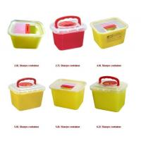 Wholesale Disposable Sharps Container F/R/T/Y Shape for choice from china suppliers