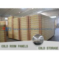 Quality Ice Cooling Freezer Cold Room America Copeland Compressor Condensing Unit 100MM Panel for sale