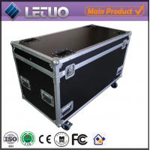 Wholesale LT-FC178 aluminum ata road flight case 20u shock mount flight case rack from china suppliers