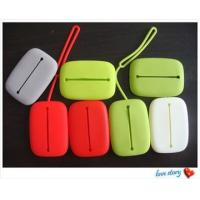 Wholesale silicone wallet,fashion lady silicone wallet from china suppliers