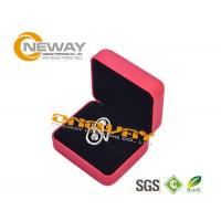 Wholesale OEM  Printed Custom Printed Jewelry Boxes Gloss Film Lamination from china suppliers