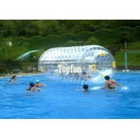 Wholesale Customized Outdoor Inflatable Walk On Water Ball Water Park Games from china suppliers