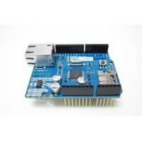 Wholesale Blue PCB Board Manufacturing For Arduino Ethernet Network Expansion Modules from china suppliers