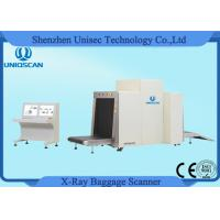 Wholesale Dual View X-ray Baggage Inspection System X-Ray Baggage Scanners 800*650mm Tunnel from china suppliers