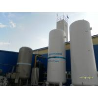 Wholesale Industrial Liquid Oxygen Plant , Air Separation Unit For Metal / Filling Cylinders And Tank from china suppliers