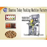 Wholesale The Leading Manufacturer Of Weighing Filling Sealing Machine from china suppliers