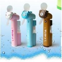 Wholesale good quality Cute animal spray bottle portable water spray fan from china suppliers