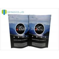 Wholesale Full Color Printed Window stand up ziplock bags Foil Laminated Tobacco Food from china suppliers