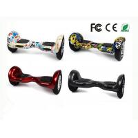Wholesale Adults Two Wheel Electric 10 Inch Self Balance Scooter CE ROHS Certification from china suppliers