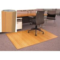 Wholesale Rectangular Non Slip Carpet Office Chair Mat For Hardwood Floor And Corner Desk from china suppliers
