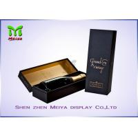 Wholesale Personalized Custom Wine Gift Boxes Packaging With Logo Printed from china suppliers