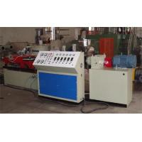 Wholesale High Speed Corrugated Pipe Production Line PE / PVC Single Wall Extruder from china suppliers