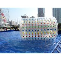 Wholesale Transparent Inflatable Water Toys Water Roller Ball Heavy Duty Reinforced from china suppliers