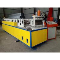 Wholesale Brazil Market Light Steel Keel Roll Forming Machine 10-12MPa Hydraulic Pressure from china suppliers