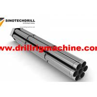 Wholesale Tapered Threads PQ Wireline Drill Rods For Mineral Exploration With DCDMA Standard from china suppliers