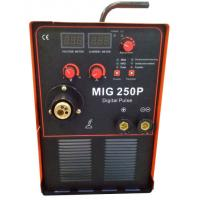 Wholesale MIG250P Portable Aluminum Welder For All Round Welding 495*232*495mm from china suppliers