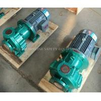 Wholesale End Suction Chemical Transfer Pump from china suppliers