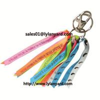 Wholesale Custom Logo Promotion Heat Transfer Keychain from china suppliers