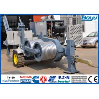 Wholesale 180kN 18T Conductor Stringing Equipment Hydraulic Puller for high tension line from china suppliers