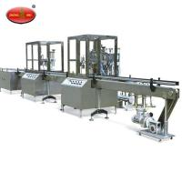 Buy cheap Fully Automatic Aerosol Filling Line machine from wholesalers