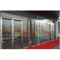 Quality Intelligence Safety Sliding Automatic Doors Drive Reliability Tested To 1000000 Cyces for sale