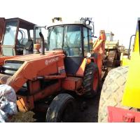 Buy cheap Original painting  Used Backhoe Loader  Hitachi BX70 8000kg 0.8cbm capacity from wholesalers