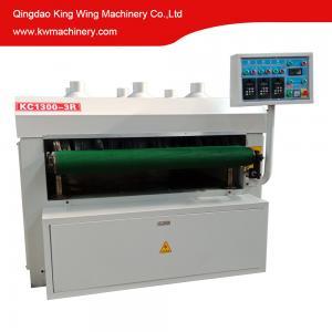 Buy cheap Wood grain steel roller brushing machine from wholesalers