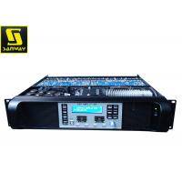 Wholesale 6000W Class TD 4 Channels Digital Concert Amplifier Built-in DSP from china suppliers