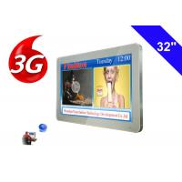 Wholesale 3g wireless Bus LCD Advertising Display TV Commercial Digital Signage media player from china suppliers