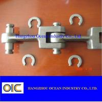 Wholesale Scraper Chain , Drop Forged Rivetless Chain , Forged Chain from china suppliers
