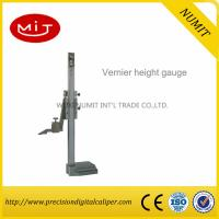 Wholesale Precision Stainless Steel Dial height gauge/ Digital Height Caliper Gauge With Fine Adjustment from china suppliers