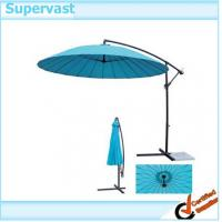 Wholesale Waterproof Steel Patio Furniture Steel Patio Furniture with Umbrella , Offset Patio Umbrella from china suppliers