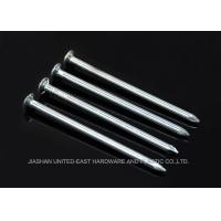Wholesale 300 MM Galvanized Iron Nails Q195 Q235 Low Carbon Steel Needle Point Zinc Plated from china suppliers