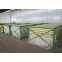 Wholesale 32CBM 12 - 16 Tons Refrigerated Truck Cargo Body 6.3m Length Insulated CKD Panels from china suppliers