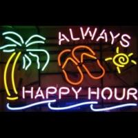 "Wholesale Indoor Cantina Happy Hour Neon Bar Signs for Skeleton Frame 2"" x 20"" x 3"" from china suppliers"