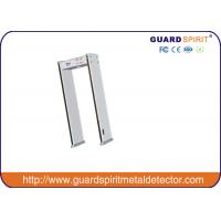 Wholesale Professional Advanced Portable Walk Through Metal Detector Security Machines At Airports from china suppliers