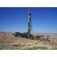 Wholesale Water Well Drilling Rig With All Itscomponents 73.5KW / 1500rpm SIN300 Truck-mounted from china suppliers