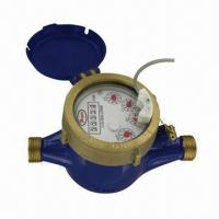 Wholesale Multi-jet Water Meter with Pulsed Output and Wide Flow Ranges Even in Low Flow Applications from china suppliers