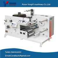 Wholesale High Speed Adhesive tape flexographic label printing machine from china suppliers